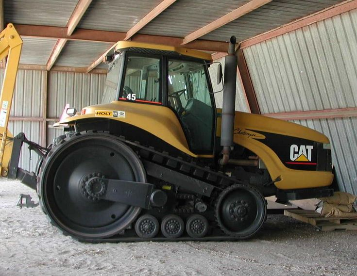 caterpillar ag equiptment   Farm Equipment For Sale: Cat Challenger 45 Tractor