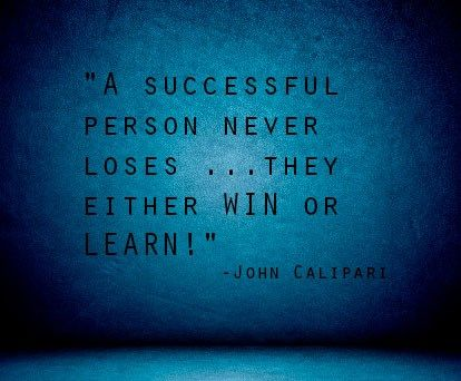A quote from our very own basketball coach John Calipari