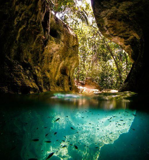 Explore the caves of San Ignacio, Belize this spring- it's one of our 5 invigorating adventures for spring break!