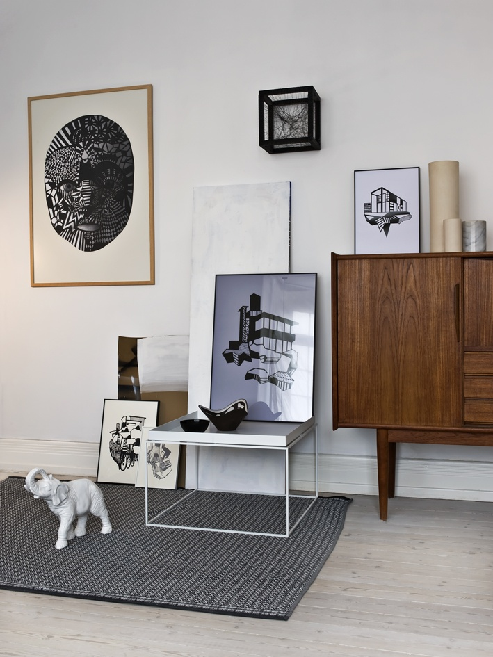 Kristina Dam - Art & graphic Design. #allgoodthings #danish #art spotted by @missdesignsays