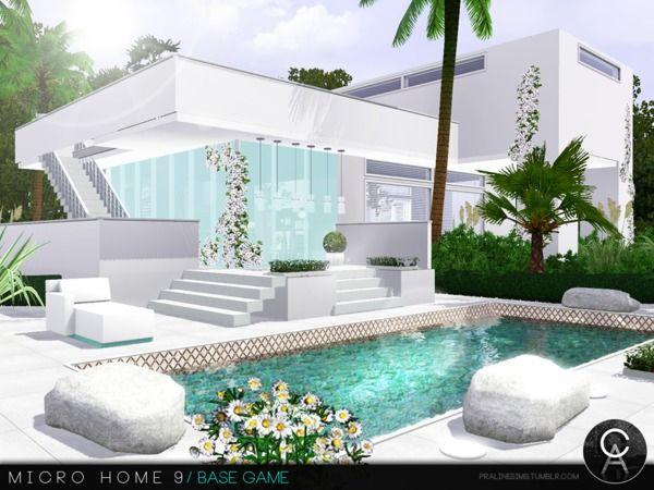 Pralinesims' Micro Home 9
