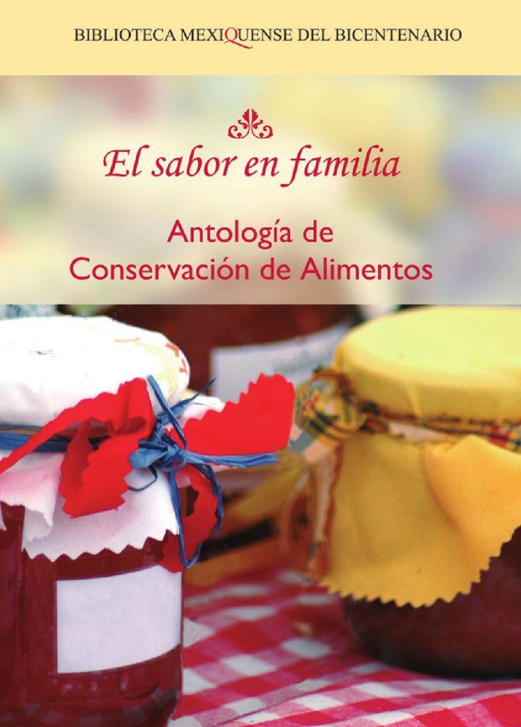 El Sistema para el Desarrollo Integral de la Familia del Estado de México, edita este Manual de Conservación de Alimentos, mediante el cual usted podrá conocer diferentes procedimientos de envasado, limpieza y esterilización, así como formas de elaborar conservas, lácteos y embutidos.