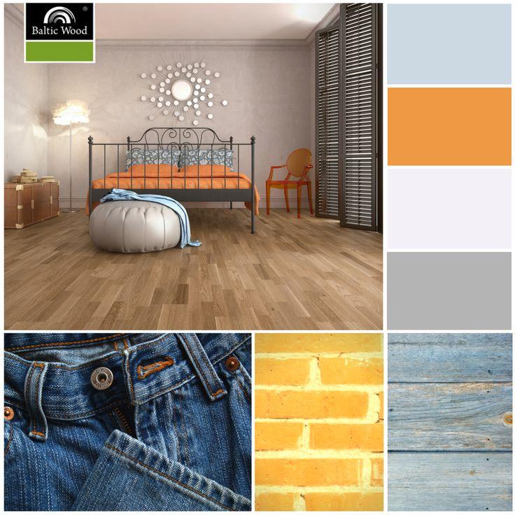 Wooden floors Baltic Wood http://jeans.balticwood.pl/