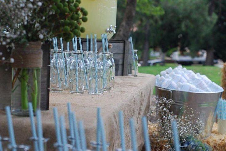 Drink bottles - Drink Station by Sweet Soirees (www.sweet-soirees.com.au)