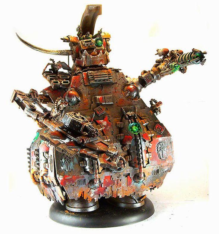 17 Best Images About Warhammer 40k Orks On Pinterest