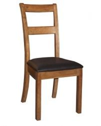 French Oak Dining Chair-http://solidwoodfurniture.co/product-details-oak-furnitures-340-french-oak-dining-chair.html
