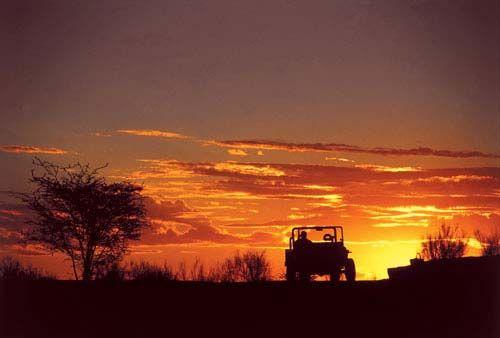 Limpopo sunrise