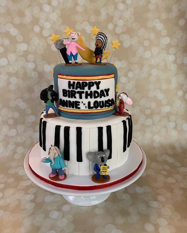 Fine Sing Birthday Cake Llbake Sing Birthday Birthdaycake Personalised Birthday Cards Paralily Jamesorg