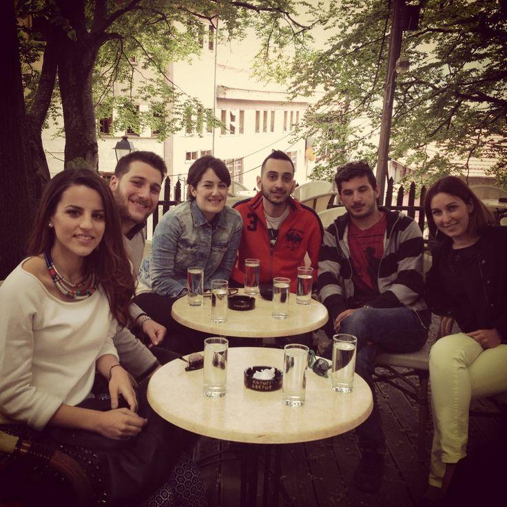Στροφιλιά in Μέτσοβο, Ιωάννινα
