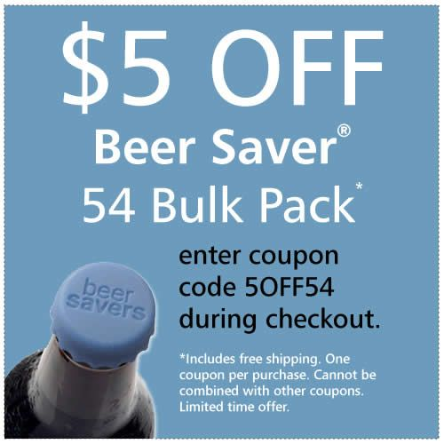 Beer coupons and beer discounts - Minka aire coupons