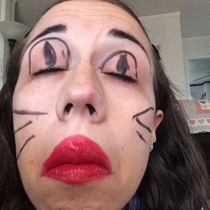 Miranda Sings cat eye