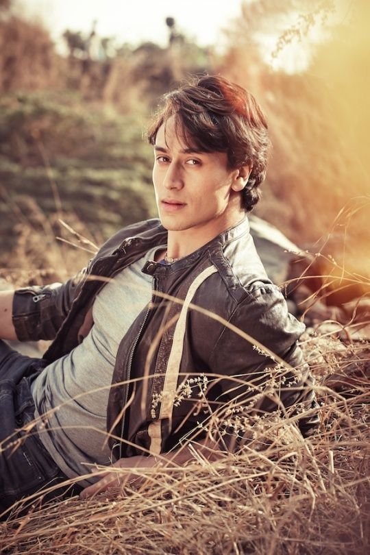 Tiger Shroff #Style #Bollywood #Fashion #Handsome