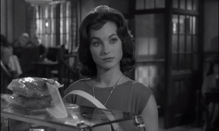 Saturday Night and Sunday Morning -  Shirley Anne Field