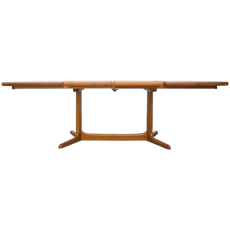 Niels Moller Dining Table With Extension Leaves