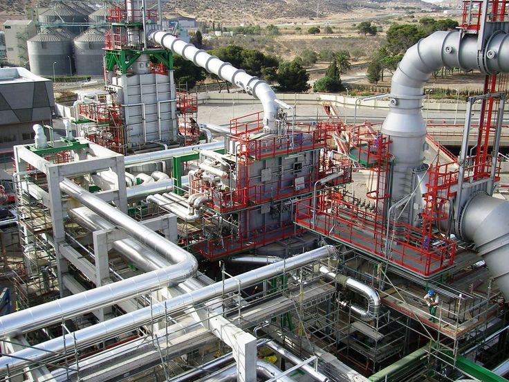 Supervisión Industrial Lube Base Oils, S.A. SKSOL (Valle de Escombreras Cartagena)