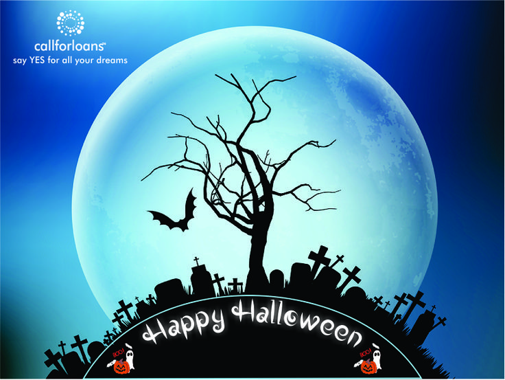 #Happy #halloween from Callforloans Official Team