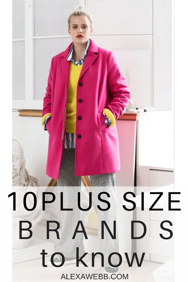 10 Plus Size Brands to Know 13