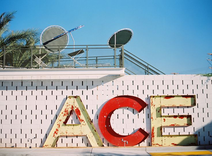 ACE Hotel - Palm Springs