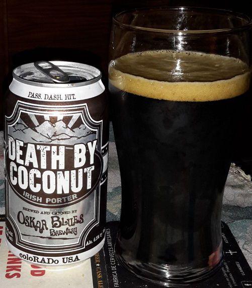 [US] Oskar Blues (+Shamrock) Death By Coconut