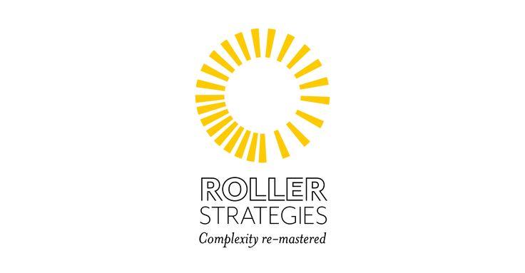 Identity designed for Roller Startegies Ltd