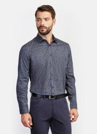 Рубашка с цветочным принтом за 2499р.- от OSTIN