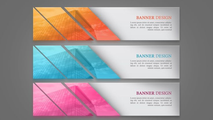 Designing a Simple Web Banner In Photoshop