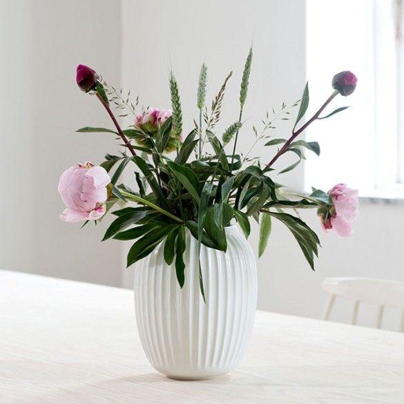 Hammershøi Vase White Large