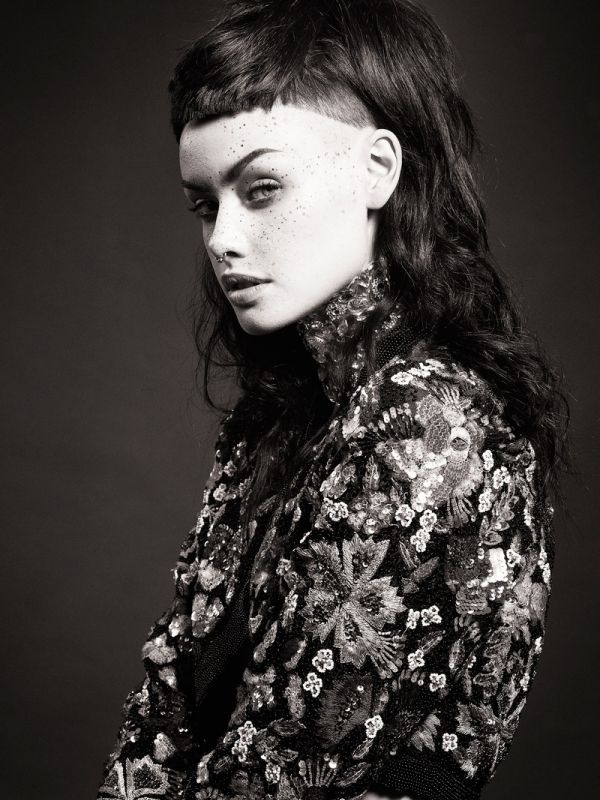 Faux Rebellion - Jarahs Hair | See the full hair #collection at salonmagazine.ca