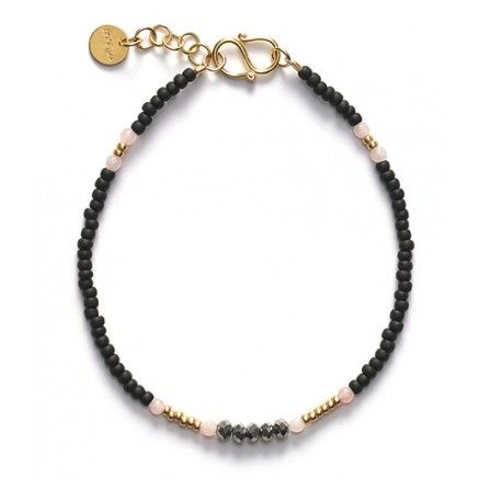 Anni Lu - BG03 Bracelet - black