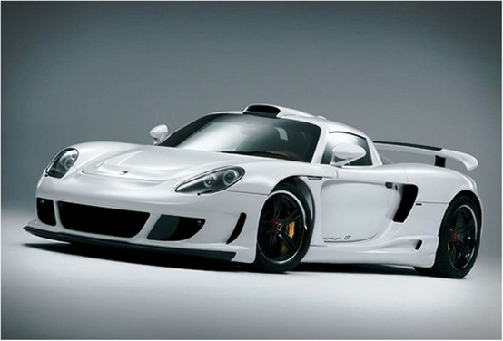 Fast Cars - The ones too fast for my wife to enjoy / Porsche Gemballa Mirage GT  - How does a top speed of 208 mph sound?
