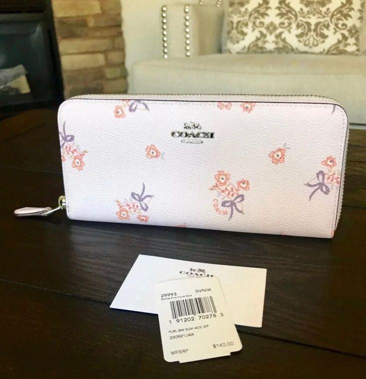 Park Art|My WordPress Blog_Coach Zip Card Case Pink