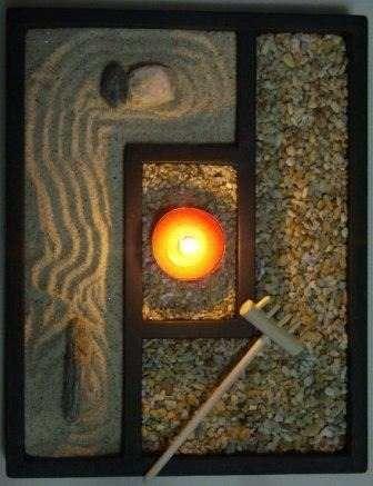 868 best mini gardens images on pinterest plants gardening and succulent arrangements for Jardin zen miniature