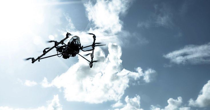 A drone was spotted near Newark Liberty International Airport over the weekend, the FAA reported.
