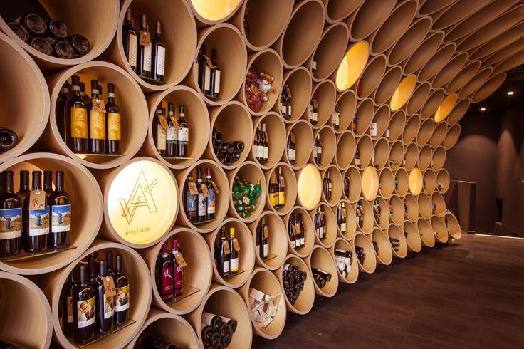 VIVAVINO Wine Shop Verona - AcMe Studio