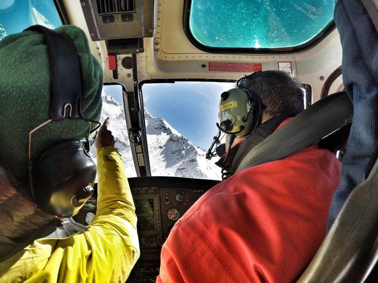 Epic Europe - Custom Zermatt Heliskiing Trip #powder#ski#pure#heliski