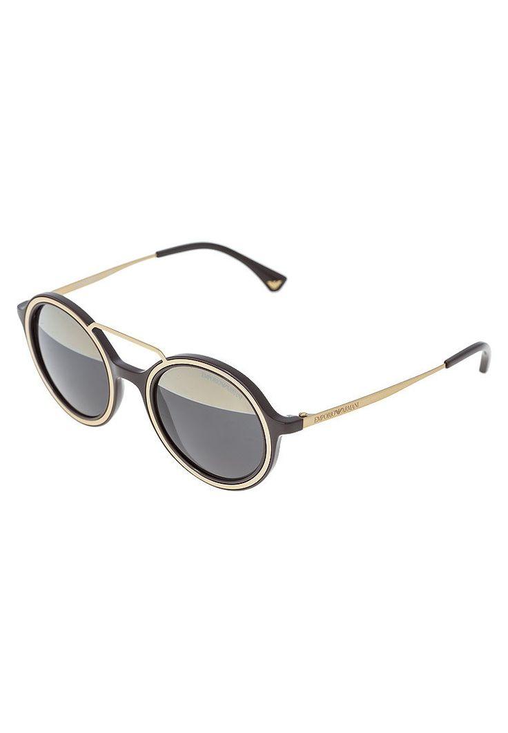 Emporio Armani Okulary przeciwsłoneczne brown
