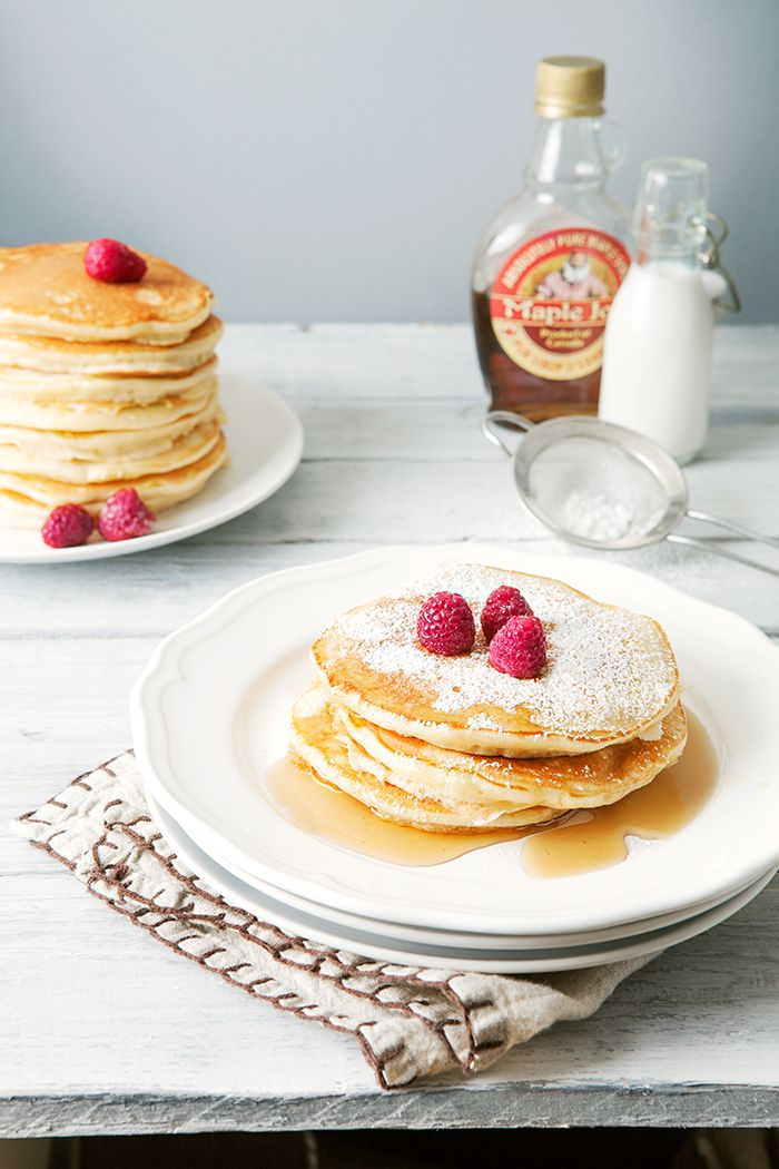 Cro'K'Mou - Blog culinaire - Food & Photography: Pancakes tout moelleux {Softness pancakes} http://www.crokmou.com/2013/06/pancakes-tout-moelleux-softness-pancakes.html