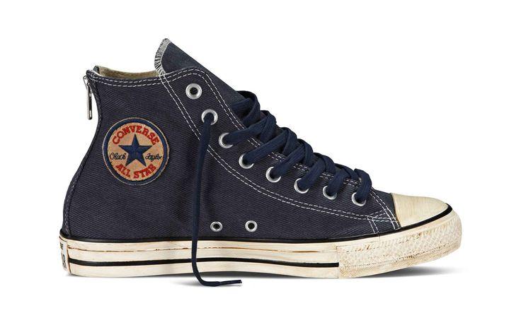 Converse Chuck Taylor All Star Back Zip bleu