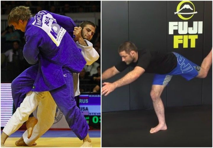 Travis Stevens is probably the hardest working judoka around… Travis Stevens aka 'The Judo Silencer'is a judoka from the United States who in 2016 achieved a silver medal in the Rio Olympics. He is also a BJJ black belt under the legendary John Danaher. Stevens has said that he trains up to 6 times a …