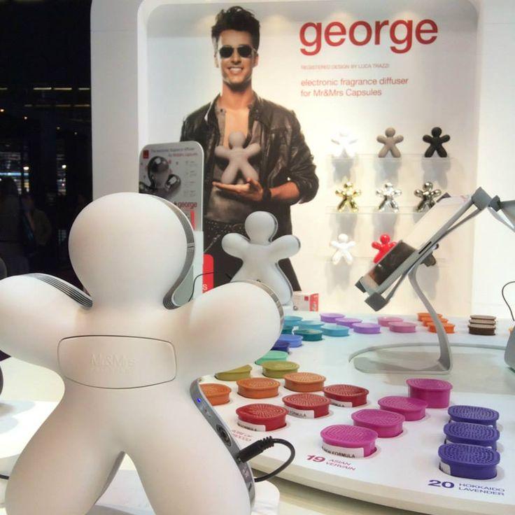 #George#Capsules#sexy#aroma