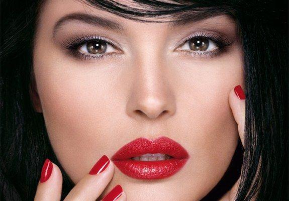 Базовые правила макияжа для брюнеток :: макияж кареглазой брюнетки ...