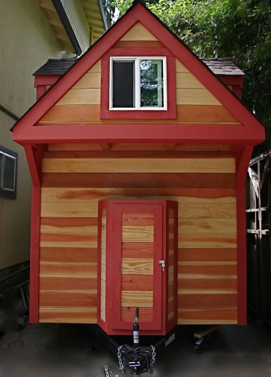 496 best Tiny Homes images on Pinterest Small houses Tiny house