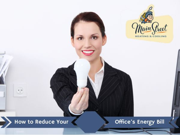 How To Reduce Your Office S Energy Bill With Images Energy