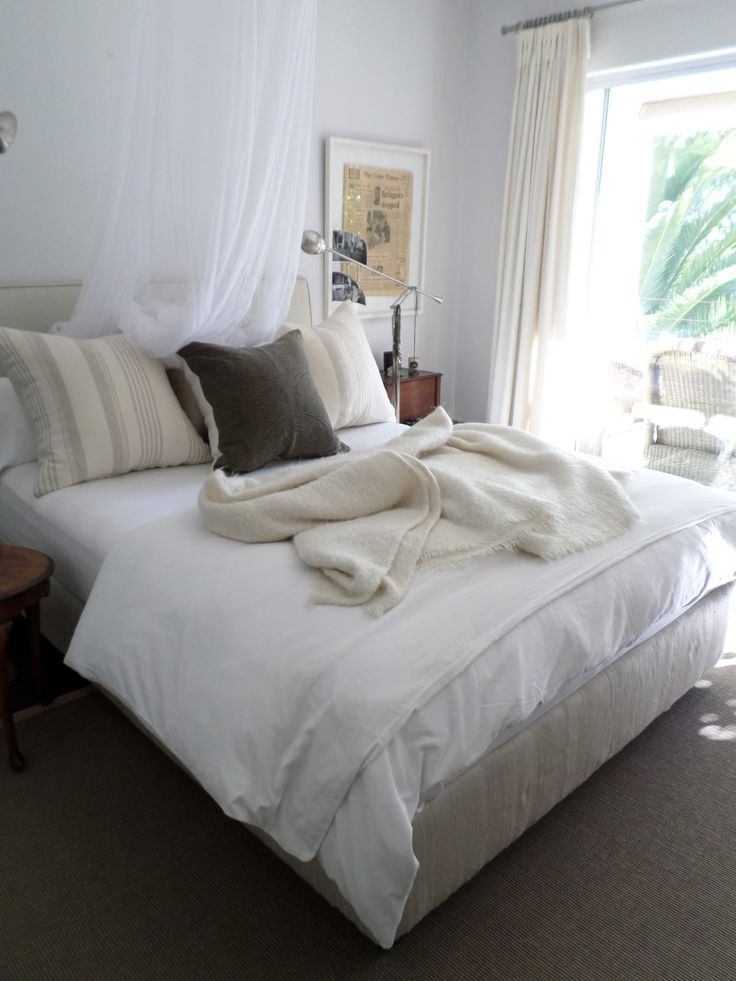 This is one of the most beautiful and cosy bedrooms we've ever seen!