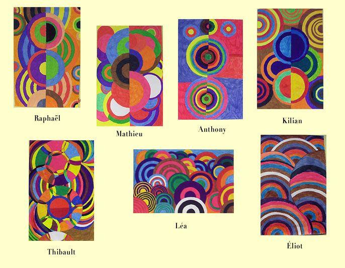 Géométrie et arts visuels