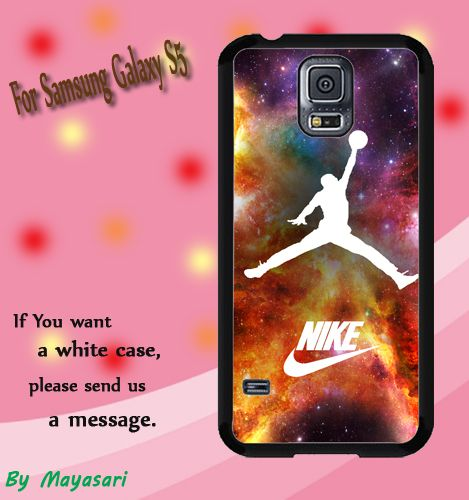 Air Jordan Nike Nebula Print On Hard Plastic For Samsung Galaxy S5 , Black Case  Description:  Create special case by using your favorite photos or thoughts to inspire and motivate you everyday. Also