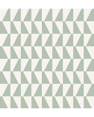 Behang - Scandinavian Designers - Trapez - Boras Tapeter via Stockhome.nl