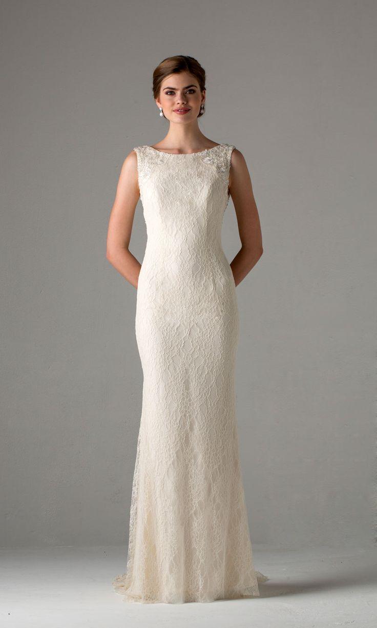 35 best Anne Barge images on Pinterest | Wedding frocks, Short ...