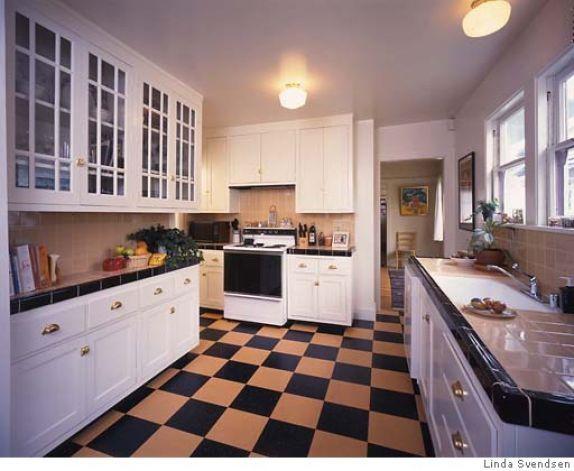 1000 ideas about new cabinet doors on pinterest kitchen for 1920s kitchen floor