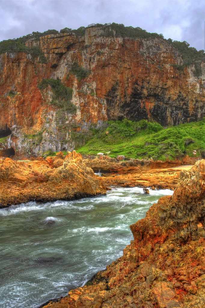 Knysna Heads, Garden Route National Park, South Africa